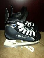 Bauer supreme skates youth size 13
