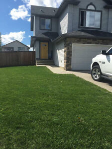 Spruce Grove, Big Corner lot with RV parking