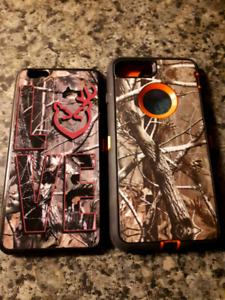 iPhone 6 plus camo cases