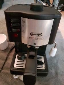 DeLonghi Espresso machine .