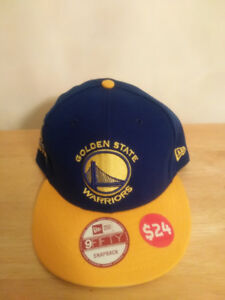 Golden State Warriors New Era NBA GSW 73-9 Collection snapback!!