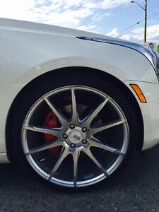 "20"" WHEELS AND TIRES! - REDUCED!"