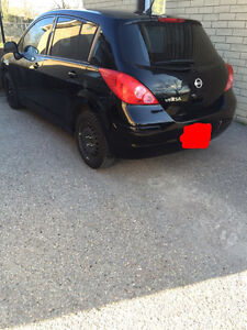 AS IS 2009 Nissan Versa Hatchback - LOW KM/NO ACCIDENTS