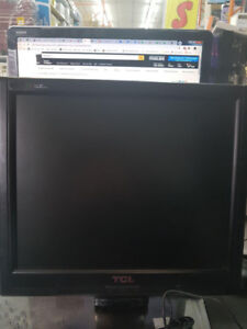 """17"""" Touch Screen TFT LCD Monitor Display .7005l"""