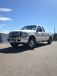 2005 Ford F-250 super duty Pickup Truck