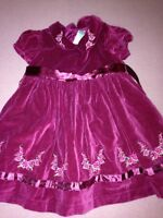 Lot of 18 months Christmas Dresses