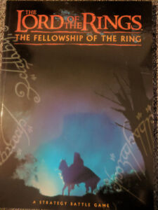 Lord of the Rings - Fellowship of the Ring - Rule Book.