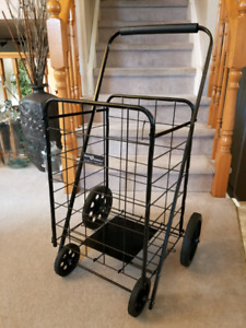 All Metal Cart