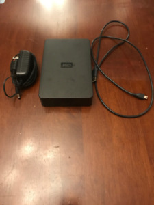 Western Digital External hard drive 1TB