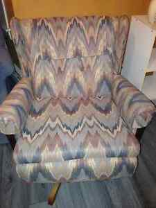 Vintage Swivel Chair