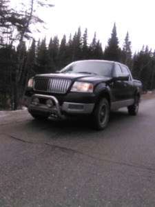 2006 Lincoln mark lt 4x4 pickup loaded with leather $5000
