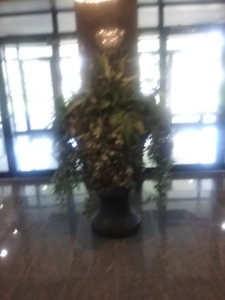 plante decorative artificielle