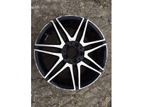 Mercedes c class 2012 2013 2014 genuine AMG 18 inch alloy wheel for sale