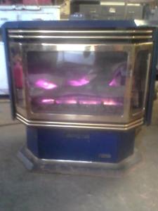 Bayveiw Gas Fireplace