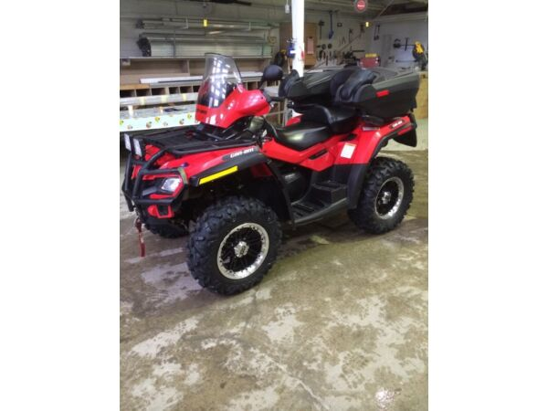 Used 2011 BRP outlander max