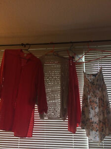 SHOES, DRESSES, BLOUSE AND SWEATERS FOR SALE