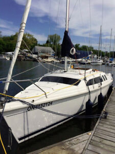 2003 Hunter 240 Sailboat - Fully  Loaded