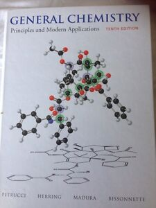 First year chemistry book