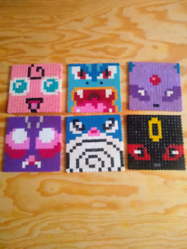 Pokémon Coasters (Gen 1 + 2)