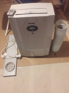 Danby 3 in 1 portable air conditioner