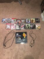 500GB PS3 with 15 games  (great condition)