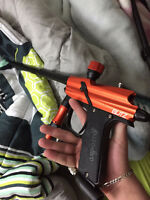 200$ PAINTBALL GUN BUNDLE!!!! BEST PRICE