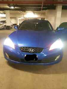 Hyundai genesis fully loaded