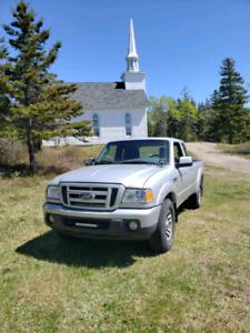 2010 Ford Ranger 4x4