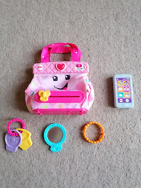 Fisher-Price Laugh & Learn My Smart Purse Activity Toy