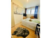 Double Room to Rent in Shared Flat in Burke Street, Canning Town, E16