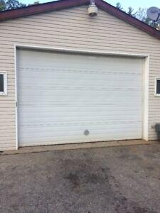 heavy duty garage door