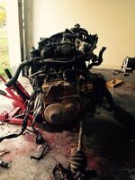 Parting out 5 vw Volkswagen Jetta tdi 1999-2005