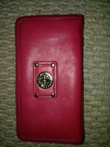 Marc Jacobs Pink leather wallet ⭐make an offer ⭐