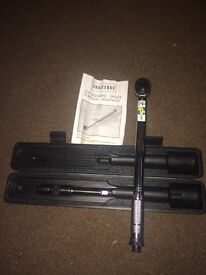 Torque wrench BRAND NEW!!