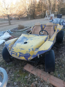 Manx style  dunebuggy $3000 or trade for old chevy or musclecar