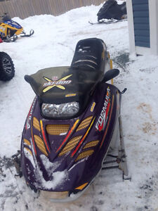 Ski-doo skis and lots of new and used rev & zx parts St. John's Newfoundland image 10