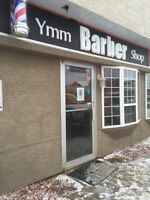 Barber Shop hiring Barbers/Hairstylists