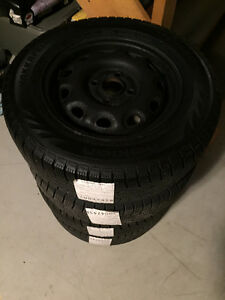 170/75 R13 Nokian Winter tires - like new 200.00 obo