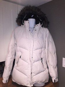 Canada Goose style down jacket