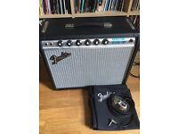 Fender Princeton 68 custom Reverb reissue