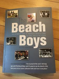 The Beach Boys written by Keith Badman