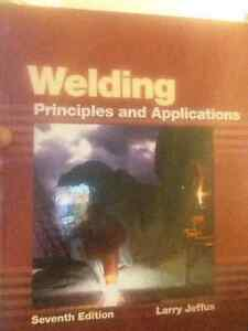 Welding Principles and Applications Seventh Edition for sale Windsor Region Ontario image 1