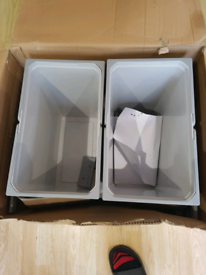 Brand new Oko-liner pull out replacement bins