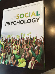 Social psychology aronson buy or sell books in manitoba kijiji social psychology 5th canadian edition aronson psyc 2420 fandeluxe Gallery