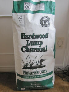 Hardwood Lump Charcoal -Nature's Own- 8kg (17.6 lb.) Bags $14.00