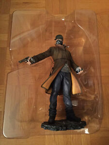 Watch Dog Collector's Limited Edition Aiden Pearce Statue Figure