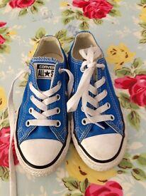 Children's converse shoes