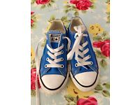 Children's converse shoes