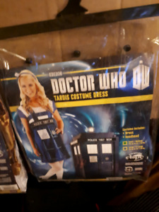 Brand new doctor who ladies costumes