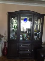 TABLE AND BUFFET FOR SALE